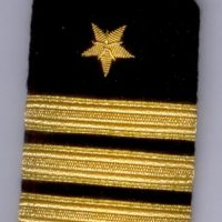 Epaulettes - 4 stripes