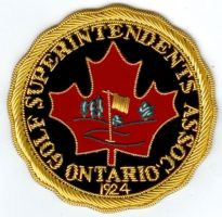 ONTARIO SUPERINTENDENTS GOLF ASSOC.-