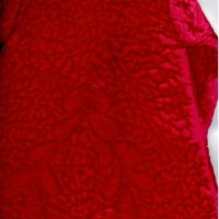 Red Velvet Quilted #19008