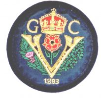 VICTORIA GOLF CLUB 1893