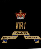 VRI CANADIAN THE ROYAL REGIMENT