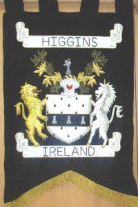banner 20 x 30 higgins